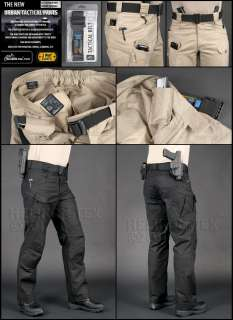 MENS URBAN TACTICAL SECURITY SPECIAL OPS TROUSERS
