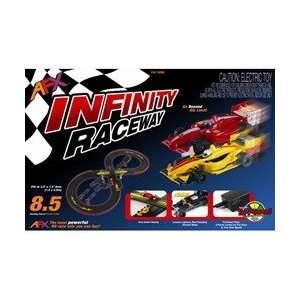 Afx infinity slot car set