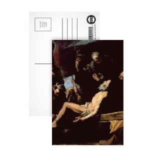 The Martyrdom of St. Andrew, 1628 (oil on canvas) by Jusepe de Ribera