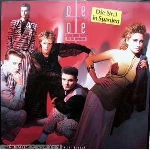 Lili Marlen (1985) / Vinyl Maxi Single [Vinyl 12]: Olê Olê: Music