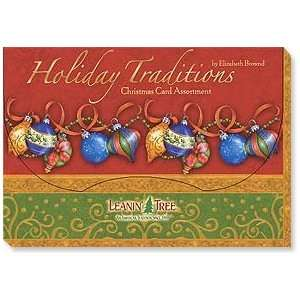 Leanin Tree Holiday Traditions Christmas Card Assortment