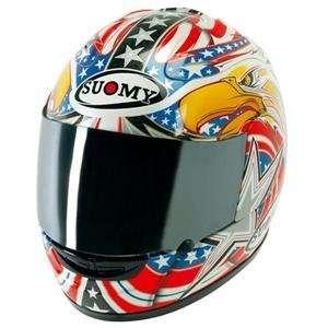 Suomy Spec 1R American Eagle Helmet   3X Large