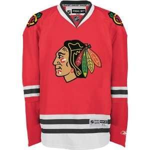 Chicago Blackhawks NHL 2007 RBK Premier Team Hockey Jersey (Team Color