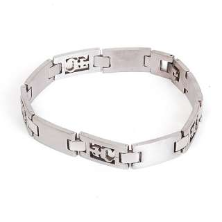 New Scorpion Bracelet Solid Stainless Steel Silver Chain Cuff Bracelet