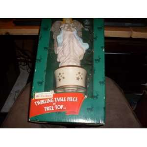 Mr. Christmas Twirling Tree Top or Table Piece 1998 in Box