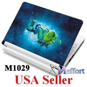 15.6 16 Laptop Skin Sticker Notebook Decal Art M1029