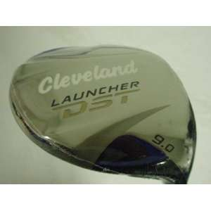 : Cleveland Launcher DST Driver 9* (Diamana Red STIFF) 460 Golf Club