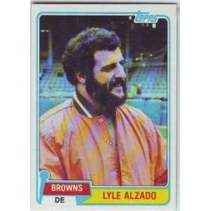 1981 Topps Football Cleveland Browns Team Set Sports