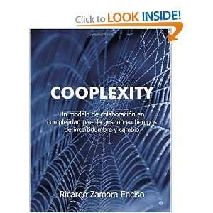Cooplexity Un modelo de colaboración en complejidad para