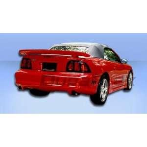 Ford Mustang 94 98 Colt Duraflex Rear Bumper Automotive