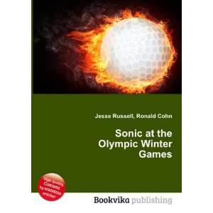 Sonic at the Olympic Winter Games Ronald Cohn Jesse