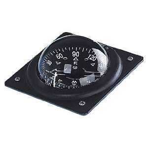 Brunton (Compasses)   Dash Mount Compass, Black