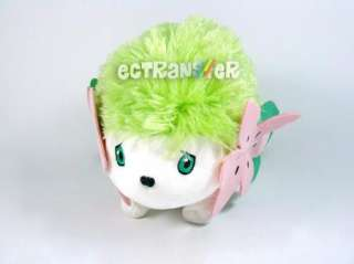 Rare Pokemon Pokedoll SHAYMIN 9 Plush Toy Doll/PB15