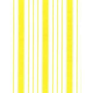 Lauren Watermill Shorecrest Stripe Yellow LCW30727W: Home Improvement