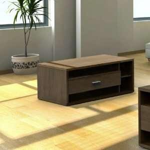 Nexera 490725 Concept Coffee Table, Cinnamon Cherry Furniture & Decor
