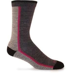 Womens Confused? Merino Wool Crew Sock in Natural [Set of
