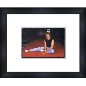 LED ZEPPELIN Robert Plant Shepperton 1983   Custom Framed Ross Halfin