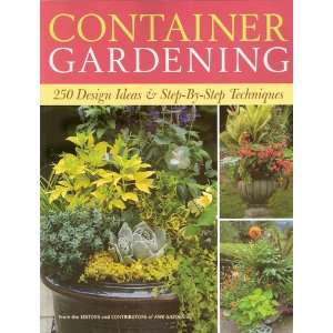 GARDENING BY Fine Gardening(Author))Container Gardening: 250 Design