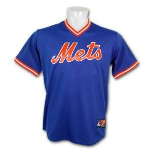 New York Mets Cooperstown Fan Replica Baseball Jersey