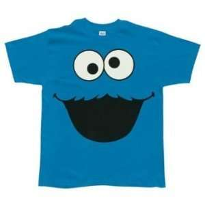 Cookie Monster Toddler Child Kid Cotton T Shirt Plaza Sesamo