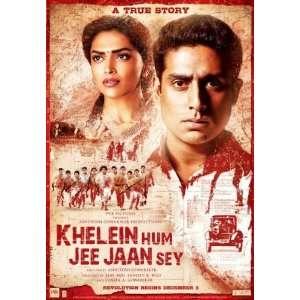 Khelein Hum Jee Jaan Sey   DVD   ALL REGIONS   NTSC   Abhishek