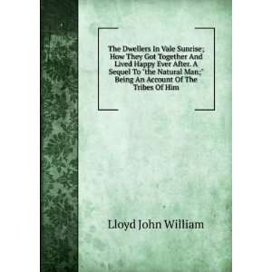 Man; Being An Account Of The Tribes Of Him Lloyd John William Books