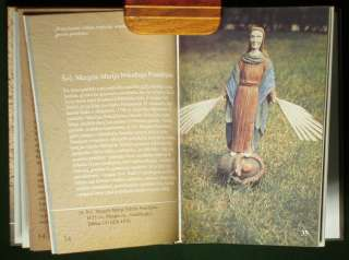 BOOK Lithuanian Folk Art wood carving antique sculpture