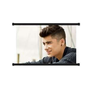 One Direction Zayn Music Pop Fabric Wall Scroll Poster (32