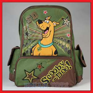 16 Scooby Doo Laughing Backpack   Dog School Boys Bag