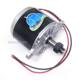 WindZilla 12 V DC Permanent Magnet Motor Generator For Wind Turbine