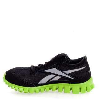 Reebok Real Flex Run Nylon Running Boy/Girls Kids Shoes