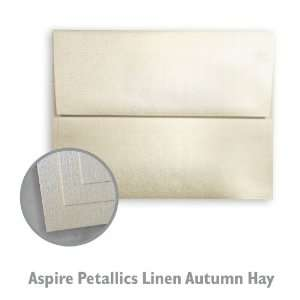ASPIRE Petallics Autumn Hay Envelope   1000/Carton Office