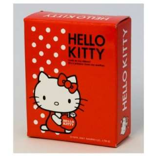 NEW Rare Hello Kitty Zippo  Red HKL/Z(5) JAPAN Japanese Free EMS