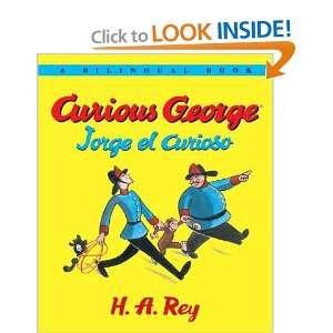Curious George/Jorge El Curioso: Books