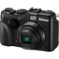Nikon COOLPIX P7100 Digital Camera w/ 7.1x Zoom 018208262861