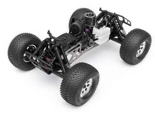 HPI Savage XL 5.9 RTR Nitro 4x4 RC Monster Truck w/2.4GHz Radio