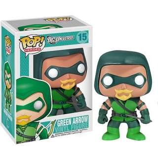 FUNKO POP HEROES DC UNIVERSE GREEN ARROW VINYL FIGURE