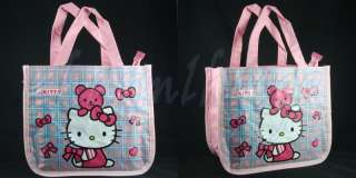 Cute Hello Kitty handbag Lunch box Bag sac KTB FB
