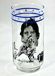 1978 Burger King Randy White Dallas Cowboys Glass