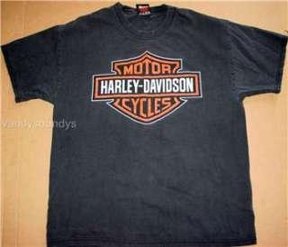zylstra HARLEY davidson HD grand OPENING shirt L large 2001 01 vtg