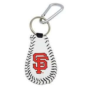 San Francisco Giants Classic Baseball Keychain Sports