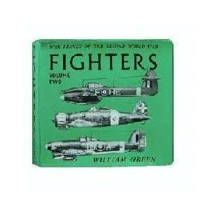 War Planes of the Second World War Fighters, Vol. 2