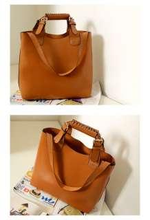 lady classic Rome bucket bag handbag woman shoulder bag W33