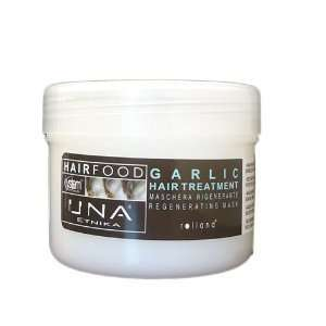 UNA Hair Food Garlic Hair Treatment Regenerating Mask 17