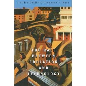 between Education and Technology  Belknap Press   Books