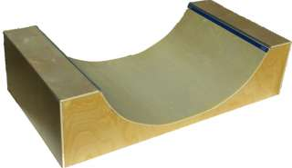 how to make a fingerboard halfpipe