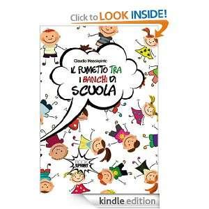 Il fumetto tra i banchi di scuola (Italian Edition) Claudio
