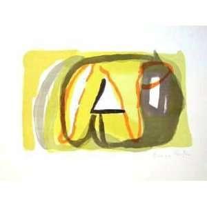 Mason Putman No. 120 by Bram van Velde, 26x19 Home & Kitchen
