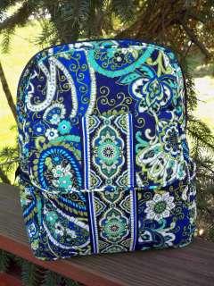 BRADLEY Backpack Purse Travel Bag NEW NWOT Rhythm and Blues Bookbag
