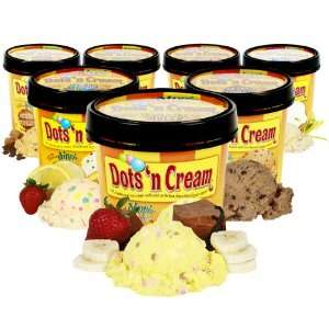 Dots n Cream Ice Cream (from Dippin Grocery & Gourmet Food